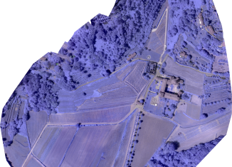 nir sensori agricli catasto bergamo rilievi mappature aeree droni professionali