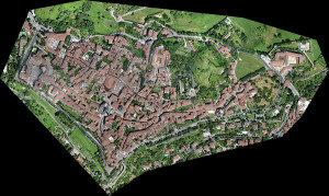 ORTHOFOTO ortofoto drone droni professionali curve di livello dtm dsm drone