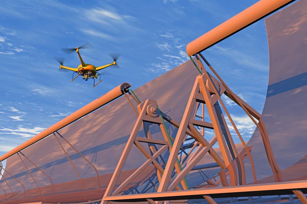 servizi con drone ispezioni termografia fotogrammetria riprese aeree
