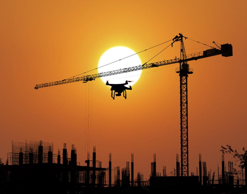 servizi con drone ispezioni termografia fotogrammetria riprese aeree ville alberghi
