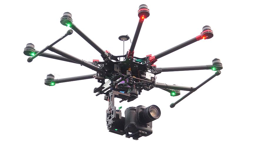 servizi con droni droni professionali video ispezioni produzione video