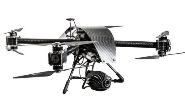 drone zero droni professionali termocamera flir radiometrica