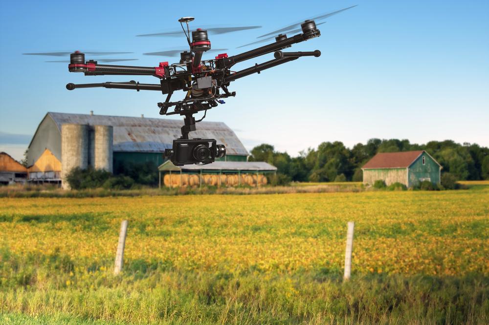 drone agricoltura droni monitoraggio agricolo precision farming vendita droni