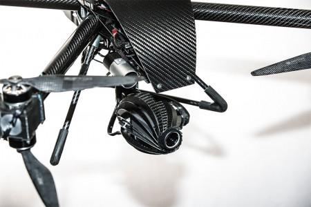 drone flir termica thermal  Gimbal per termocamere FLIR