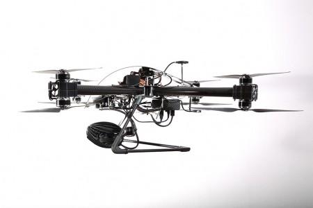 Horus Dynamics Zero Ultralight Drone flir