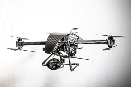 Horus Dynamics Zero Ultralight Drone flir Droni professionali