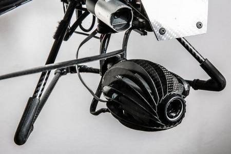 Horus Dynamics Zero Ultralight Drone Flir Gimbal