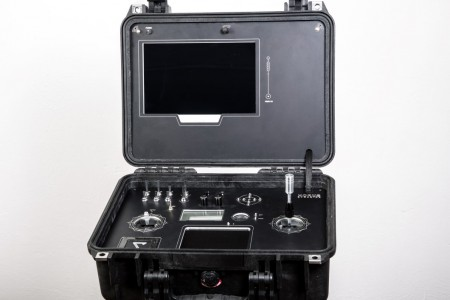 drone ground station omega droni professionali