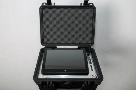 drone mini ground station omega mini droni professionali