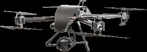 drone con termocamera FLIR radiometrica bergamo