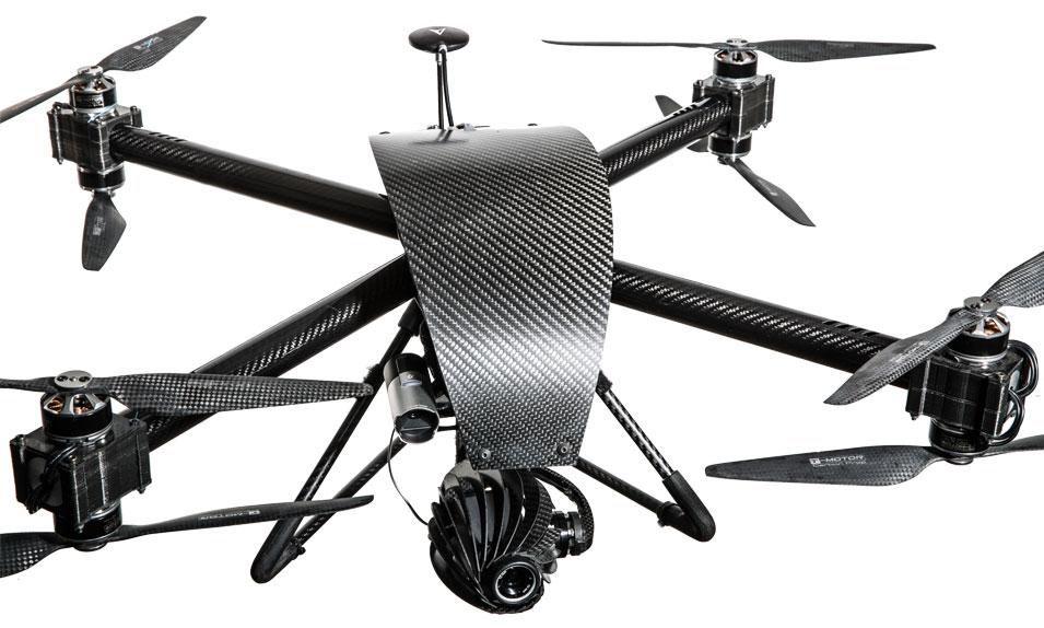 drone zero droni professionali