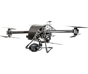 drone zero droni professionali termocamera flir