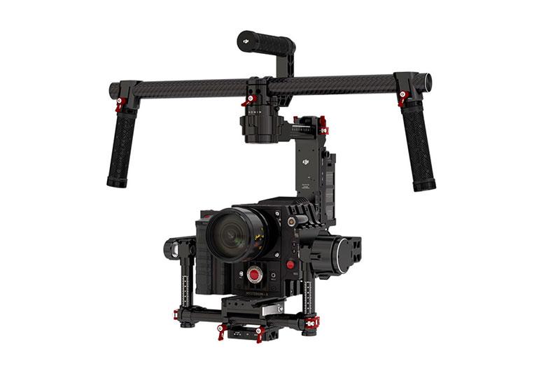 gimbal drone ronin dji