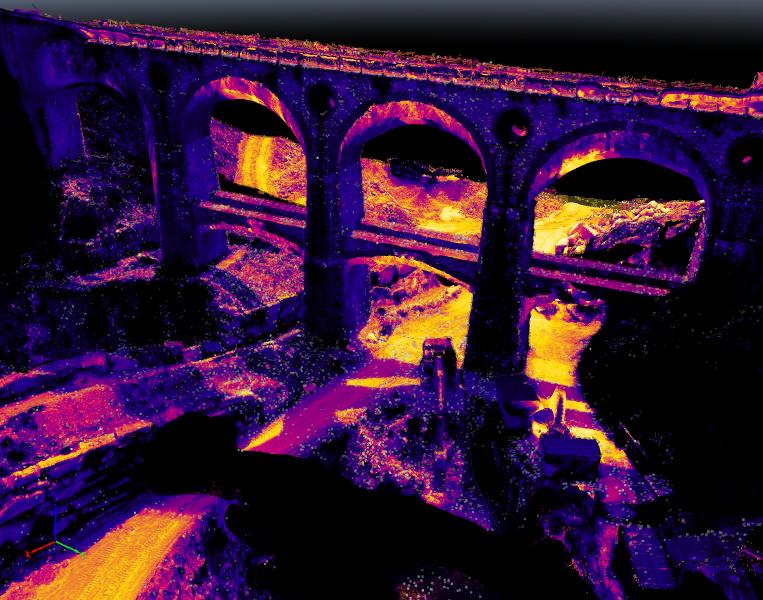 ponte cava carrara termica