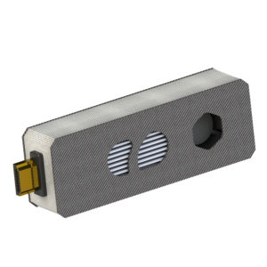 mini pc per droni sensori flir axx registrazione video