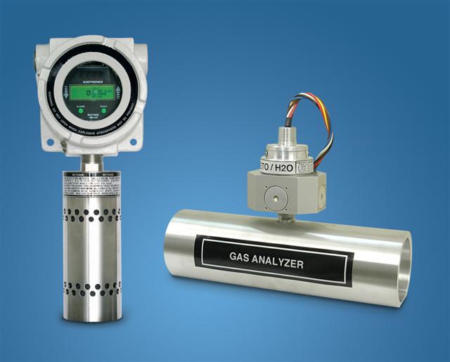 sensori gas droni