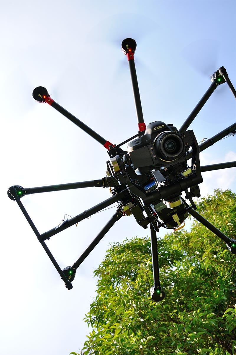 droni video aziendali