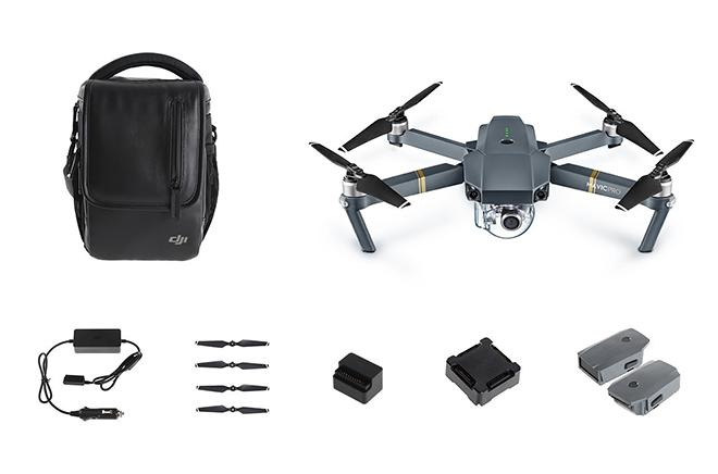 drone mavic dji droni professionali dji mavic pro fly more combo