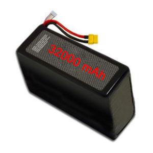 vendita-batterie-s800 s900 s1000 lipo 6s 32000