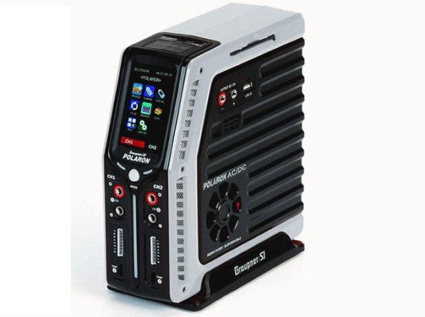 vendita caricabatterie-droni-graupner-polaron-ac-dc