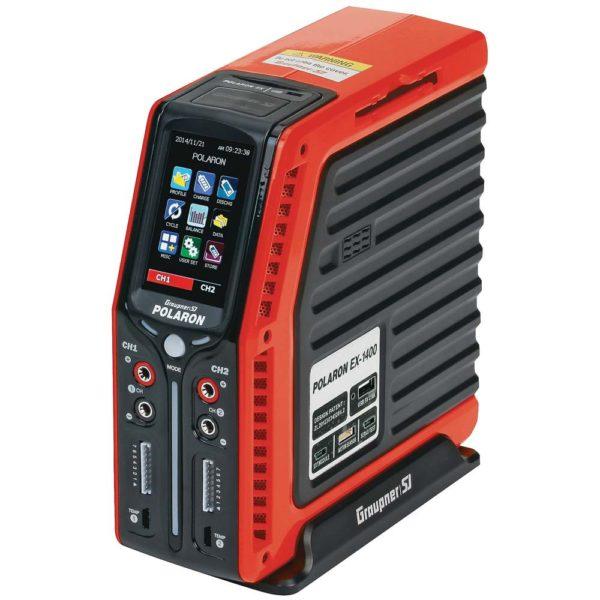 vendita caricabatterie-droni-graupner-polaron-ex-1400