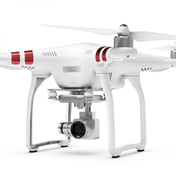 vendita droni professionali dji pahntom 3