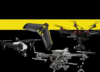 vendita droni professionali dji sensefly