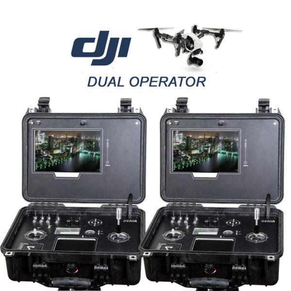 VENDITA ground station drone-inspire pro doppio-operatore