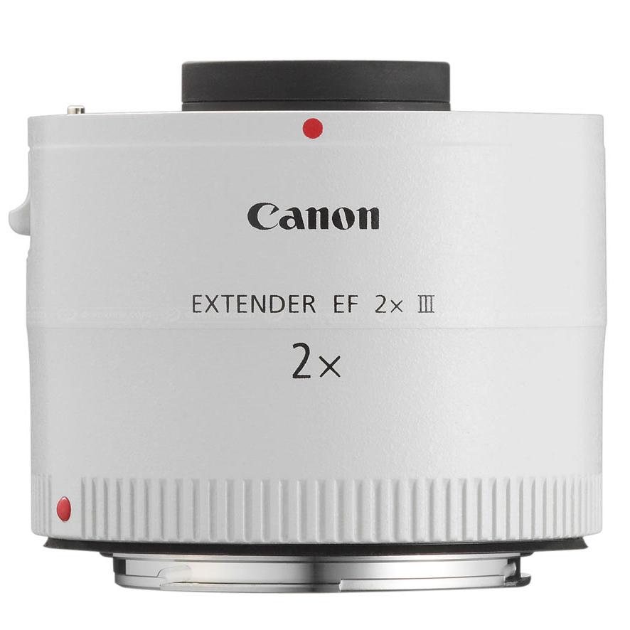 noleggio canon extender ef 2x iiI attrezzatura fotografica droni
