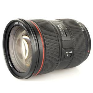 noleggio noleggio Canon EF 24-70mm attrezzature fotografiche