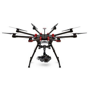 noleggio drone droni noleggio dji s1000