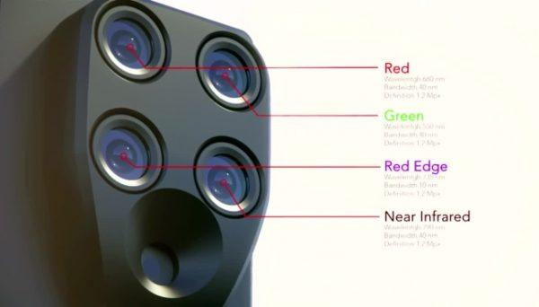 vendita parrot-sequoia-multispettrale-camera-3