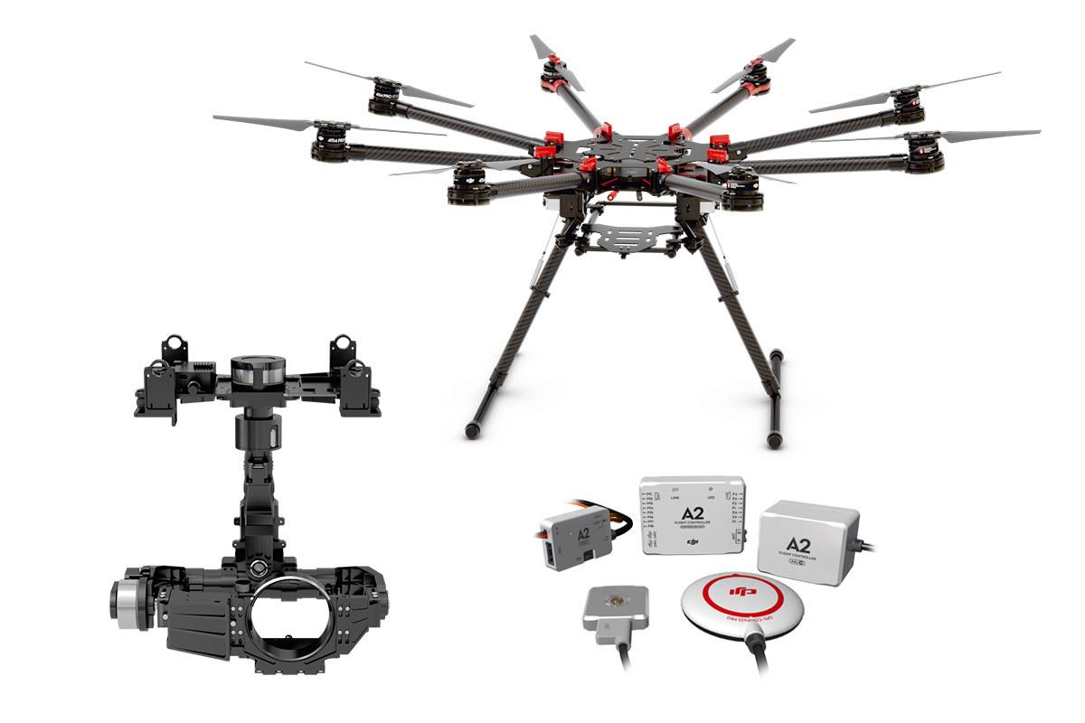 vendita droni professionali dorne s1000 prezzo