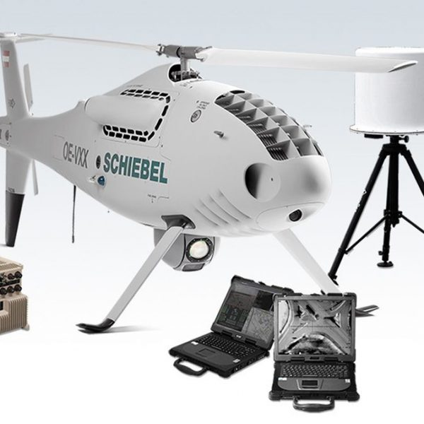 vendita schiebel-camcopter-s-100-drone-ground-station
