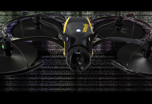 vendita sensefly albris drone thermal