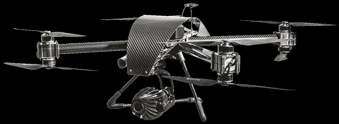 drone termografia droni professionali ispezioni fotogrammetria drone topografia drone professionale bergamo