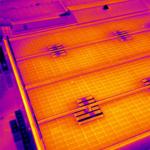 ispezioni con drone fotovoltaico e pannelli fotovoltaici