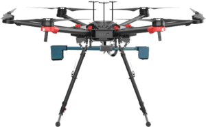 drone metal detector